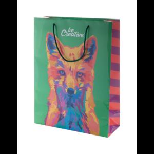 CreaShop L Egyedileg összeállítható bevásárló táska, nagy