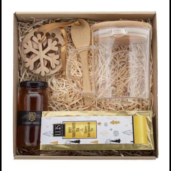 Bamburor teás ajándékcsomag