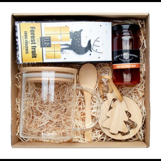 Kirkas teás ajándékcsomag