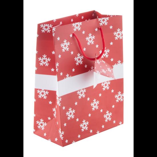 Palokorpi S karácsonyi papírtáska, kicsi