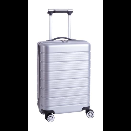 Silmour gurulós bőrönd