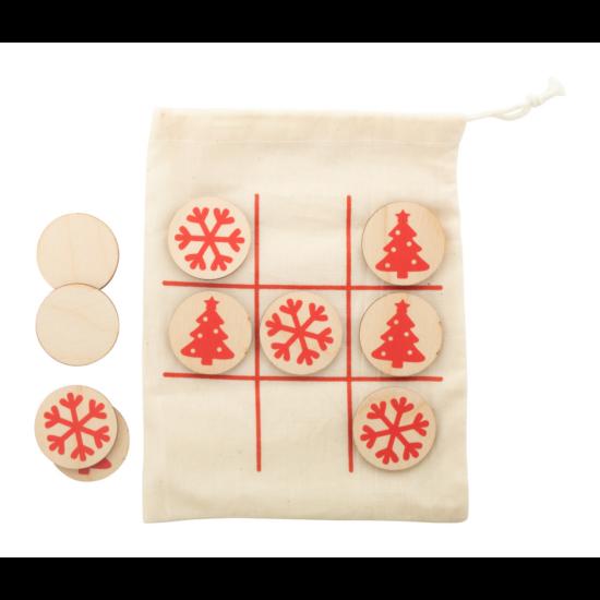 OXO Xmas amőba, hópehely & karácsonyfa