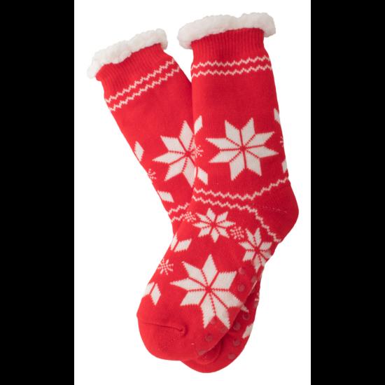 Camiz karácsonyi zokni