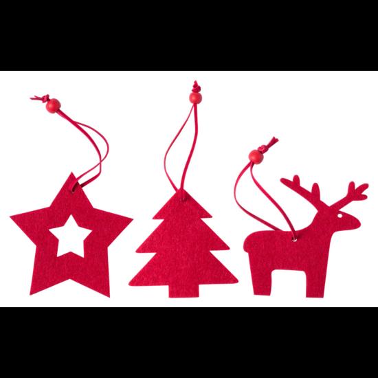 Stuck karácsonyfa dekoráció szett