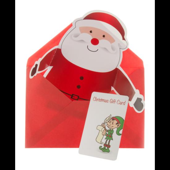 Poxtal karácsonyi képeslap