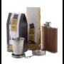 Kép 3/10 - Kilsbergen csokis és szeszes ital flaskás ajándékcsomag