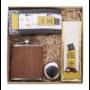 Kép 1/10 - Kilsbergen csokis és szeszes ital flaskás ajándékcsomag
