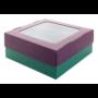 Kép 1/3 - CreaBox Gift Box Window L ajándékdoboz