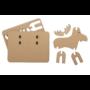 Kép 6/7 - DeerMail karácsonyi üdvözlőlap