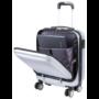 Kép 2/6 - Kleintor gurulós bőrönd