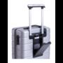Kép 2/13 - Silmour gurulós bőrönd
