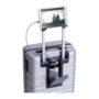 Kép 3/13 - Silmour gurulós bőrönd