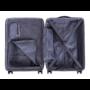 Kép 4/13 - Silmour gurulós bőrönd