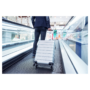 Kép 5/13 - Silmour gurulós bőrönd