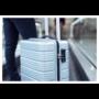 Kép 6/13 - Silmour gurulós bőrönd