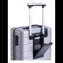 Kép 12/13 - Silmour gurulós bőrönd