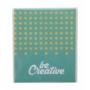 Kép 4/6 - CreaWipe DWA One fertőtlenítő kendő papírkártyával - 1db