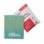 Kép 1/6 - CreaWipe DWA One fertőtlenítő kendő papírkártyával - 1db