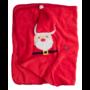 Kép 3/4 - Hugger karácsonyi polár takaró, mikulásos