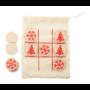 Kép 1/11 - OXO Xmas amőba, hópehely & karácsonyfa