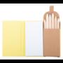 Kép 4/4 - Lumar jegyzettömb ceruzával