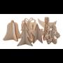 Kép 8/8 - CreaX karácsonyi üdvözlőlap, karácsonyfa