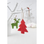 Kép 6/9 - Fantasy karácsonyi figurák