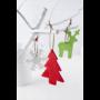 Kép 7/9 - Fantasy karácsonyi figurák