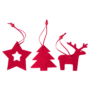Kép 1/6 - Stuck karácsonyfa dekoráció szett
