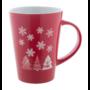 Kép 1/3 - Perala porcelán karácsonyi bögre