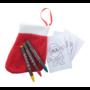 Kép 1/3 - Princox karácsonyi színező szett